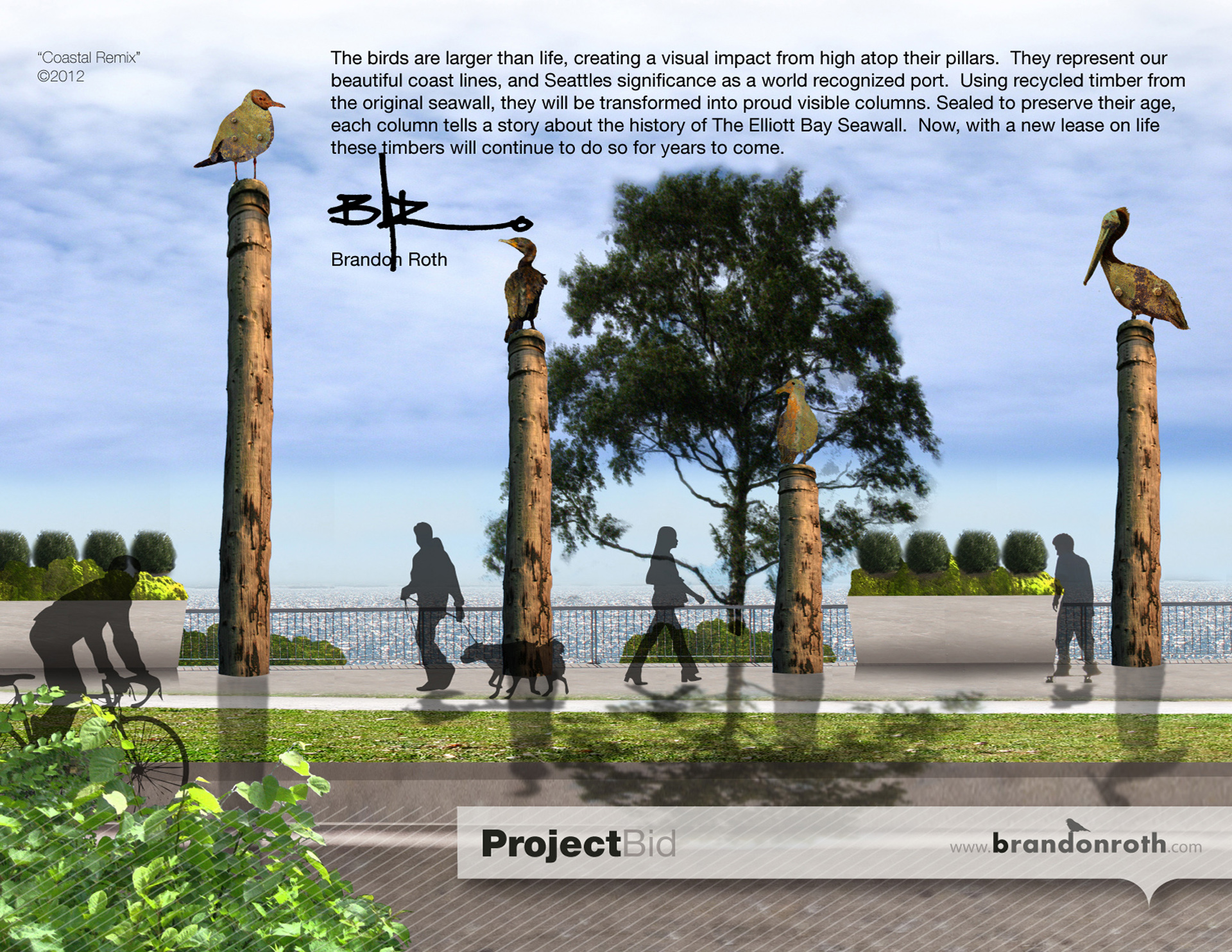 Elliott Bay Seawall Concept