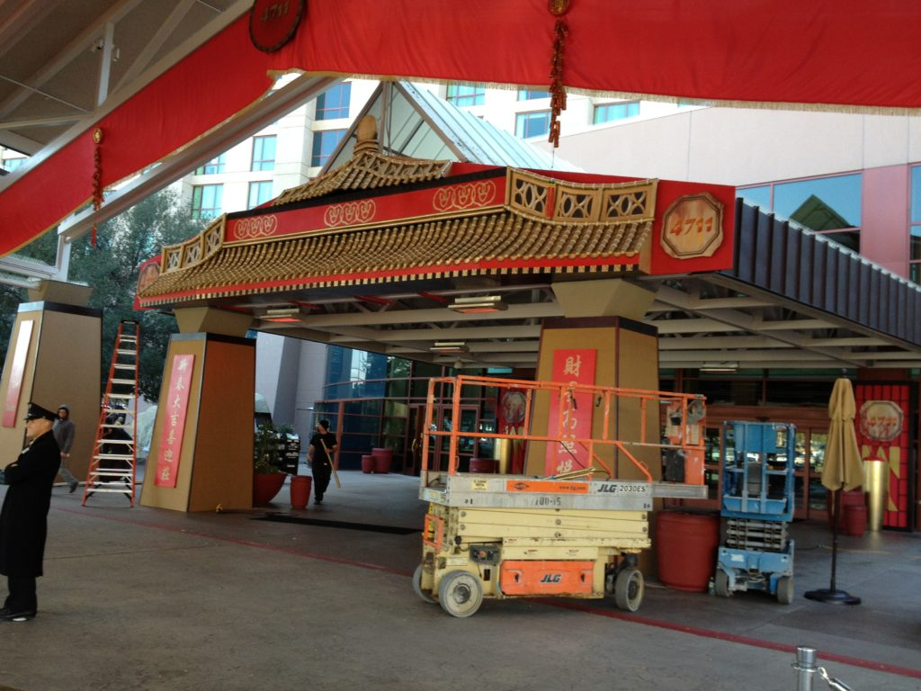Artist brandon roth builds themed decor for casinos chinese new years
