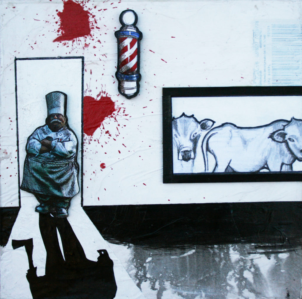 The Butcher_brandon roth_12x12_2010