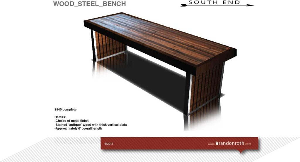 Wood_Steel_Bench